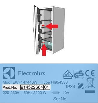 assistenza tecnica frigorifero