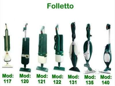 compatibili folletto modelli di aspirapolvere folletto