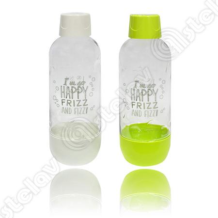 bottiglie happy frizzo accessori per gasatori domestici